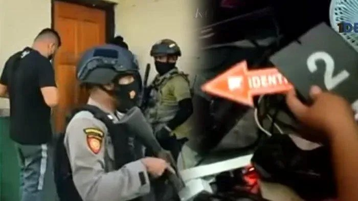 Terungkap Identitas ASN Pemasok Senjata ke KKB, Ternyata Sahabat Prajurit TNI yang Berkhianat