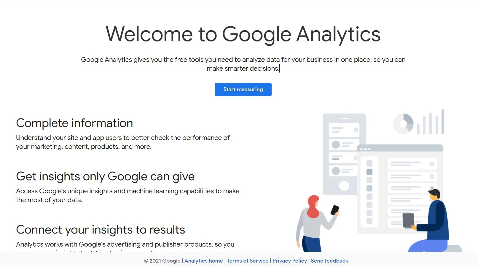 How to open Google Analytics account and Connect it with Blogger
