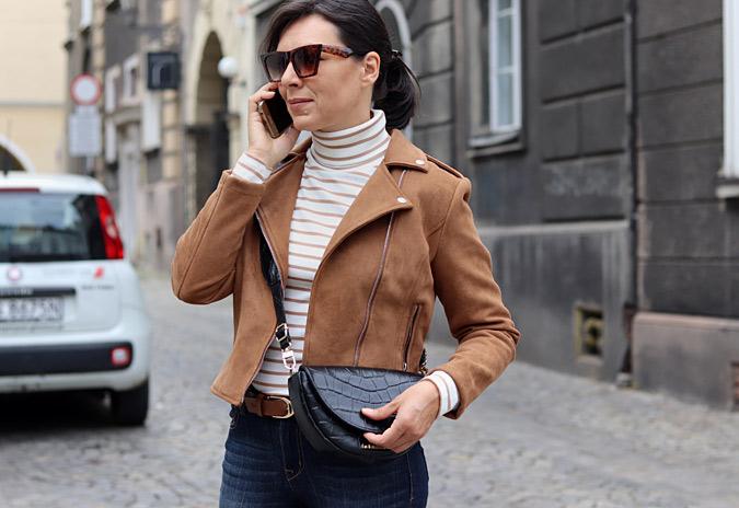 moda uliczna minimalissmo