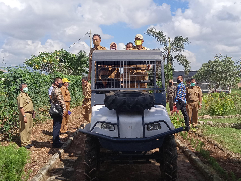 Gubernur Lampung Hadiri Rapat Evaluasi dan Rencana Pelaksanaan Kegiatan di Dinas Lingkup Kementerian Pertanian, Kelautan & Perikanan Tahun Anggaran 2020