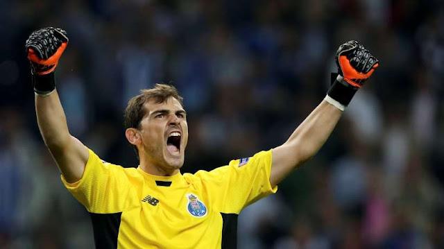 Iker Casillas ¿ficha por UD Las Palmas? bulo