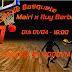 Ruy Barbosa e Mairi realizarão amistoso de basquete dia 01 de Abril