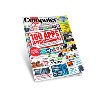 Computer Hoy  479 - 100 Apps imprescindibles !!