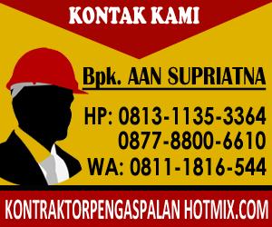 alamat kontraktor jasa pengaspalan jalan hotmix