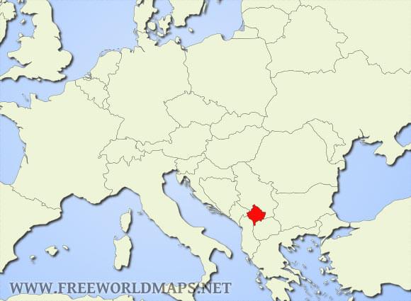 KOSOVO: A BIRTH OF A NATION