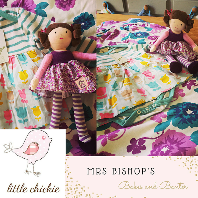 Little Chickie review by Mrs Bishop's Bakes and Banter