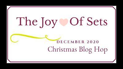 The Joy of Sets Blog Hop | December 2020 Banner