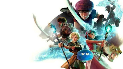 Dragon Quest: Your Story BD Subtitle Indonesia