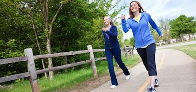 berjalan kaki sehat