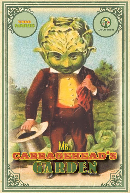 Mr Cabbagehead's Garden - Ludicreations