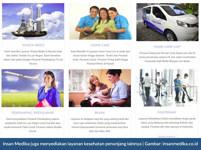 Perawat dan Layanan Kesehatan