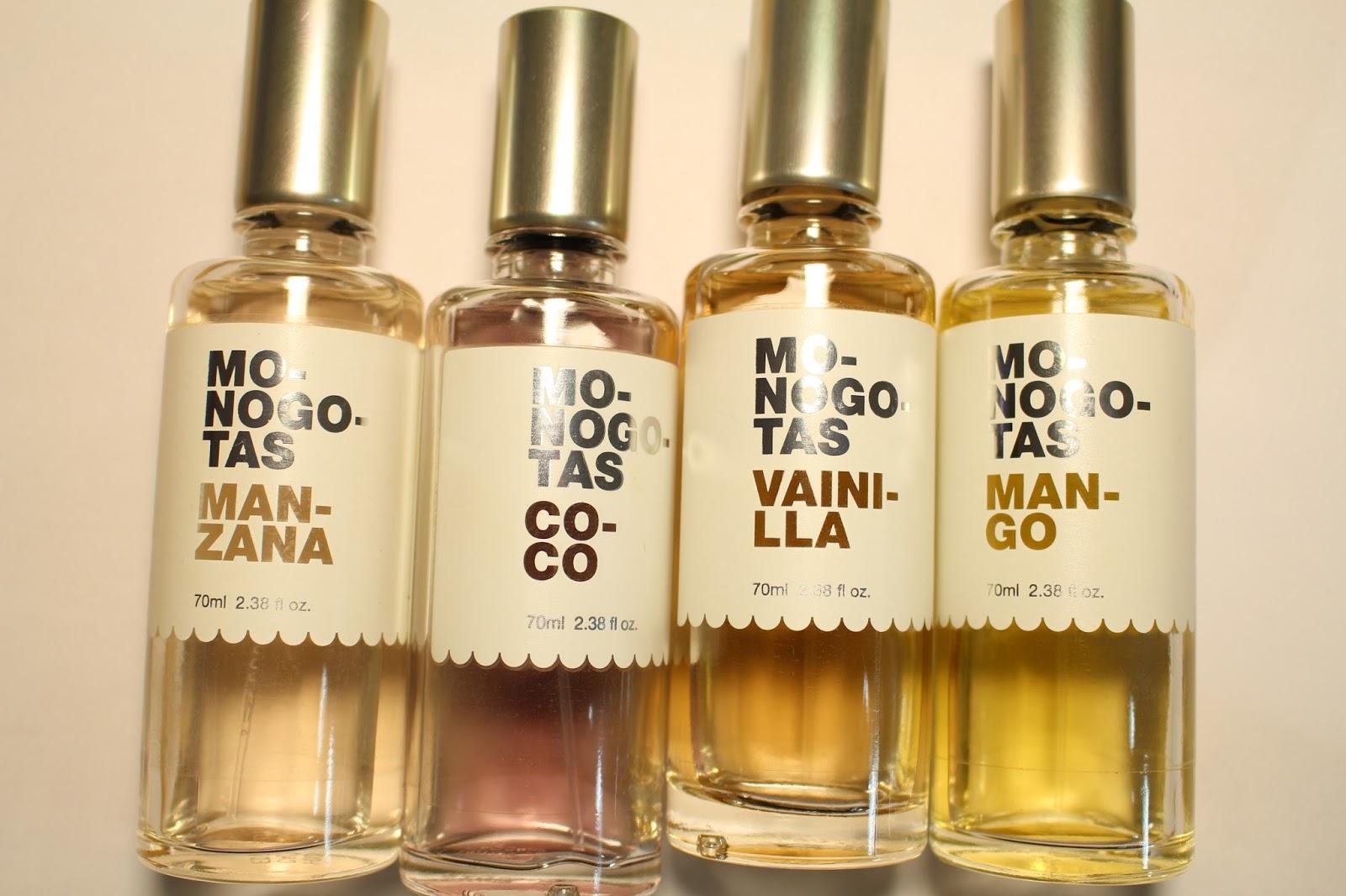 tablas de equivalencias de perfumes ipharma