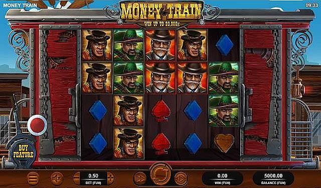 Ulasan Slot Relax Gaming Indonesia - Money Train Slot Online