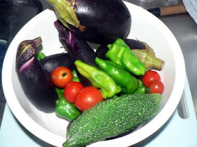 家庭菜園野菜