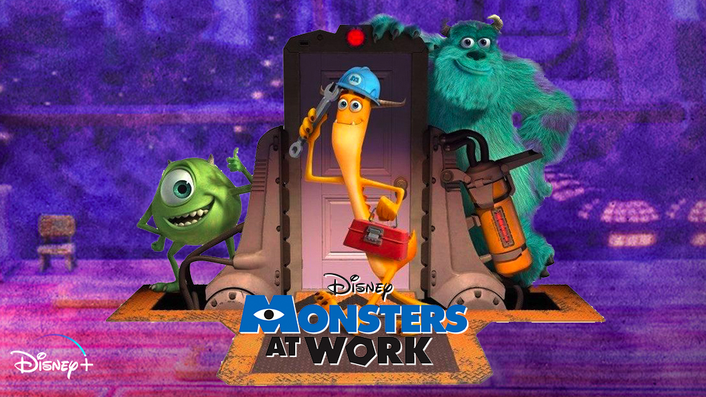 Primera imagen de 'Monsters at Work' la nueva serie de Disney + - Portal  Disney
