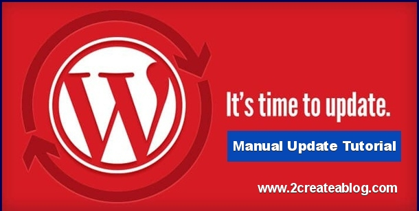 WordPress Manual Update Tutorial