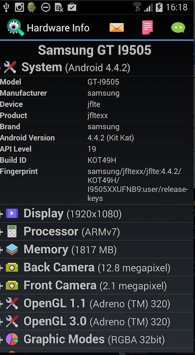 تطبيق-Hardware-Info