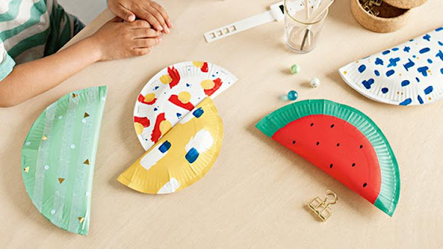 Hot Weather Fun: Summer Crafts for Kids