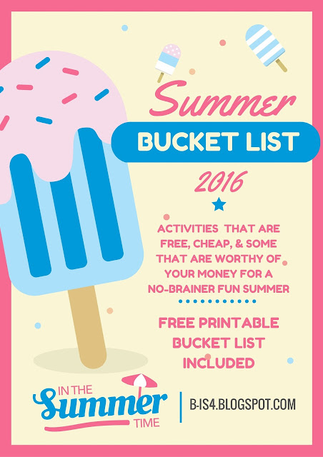 Kids' Activities, Family, Free Summer Activities