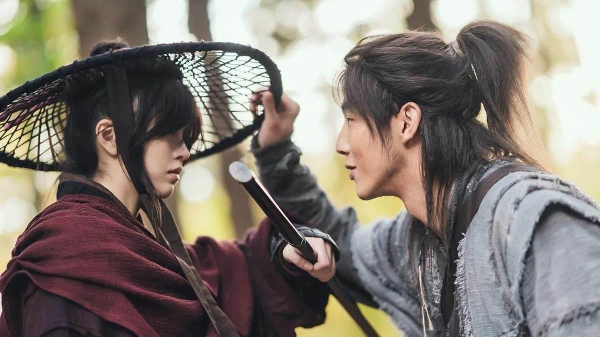 pertemuan pertama Ga Jin dan On Dal