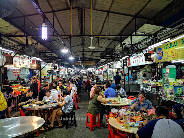 Johor Bahru is World Top 4 Food Destination according to Booking.com Research