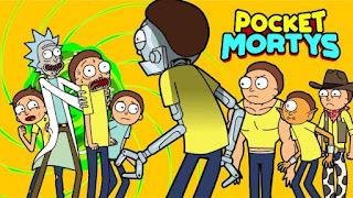 Pocket Mortys Apk v1.9.4 Mod (Unlimited Money)