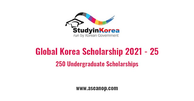 250 Undergraduate Scholarships to Study in South Korea 2021 – 25
