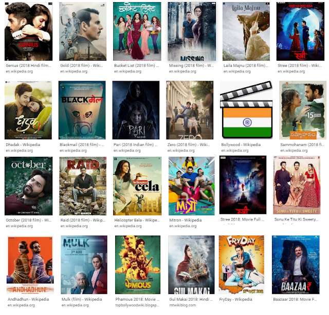 2018 Bollywood Hit And Flop Movies List