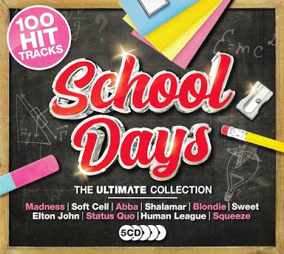 School Days The Ultimate Collection 5CD 2018 Mp3 320 Kbps