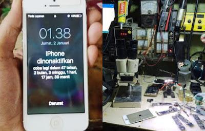 tempat reparasi handphone segala merk di daerah Depok