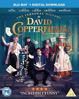 La Increíble Historia de David Copperfield [BD25] *Con Audio Latino