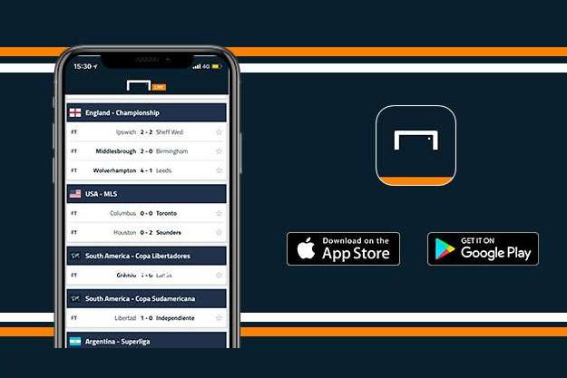 δωρεάν εφαρμογή για σκορ σε κινητά ομάδες ελλάδα