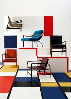 Floor Mondrian