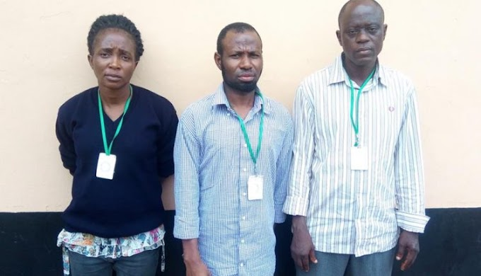 EFCC Docks Three Suspects Over Visa Scam