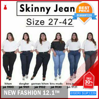 SUP1229S18 Size 27 42 Celana Panjang Wanita BMGShop