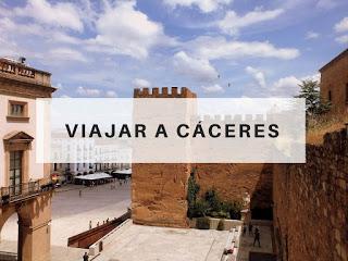 viajar a Cáceres España