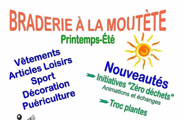 Braderie Printemps Été 2019 Centre Socioculturel Orthez