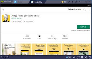 Alfred Security Camera for PC