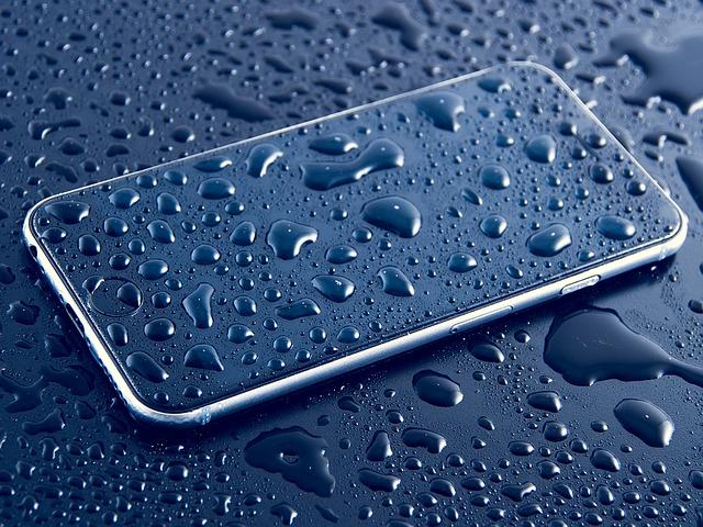 Cara Mengatasi Ponsel Yang kena Air