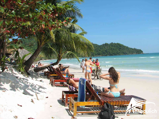 5 địa điểm du lịch biển việt nam