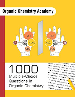 1000 Multiple-Choice Questions in Organic Chemistry By Organic Chemistry Academy