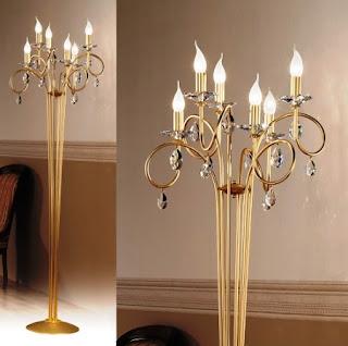 Cum iluminezi o sufragerie cu lampadare