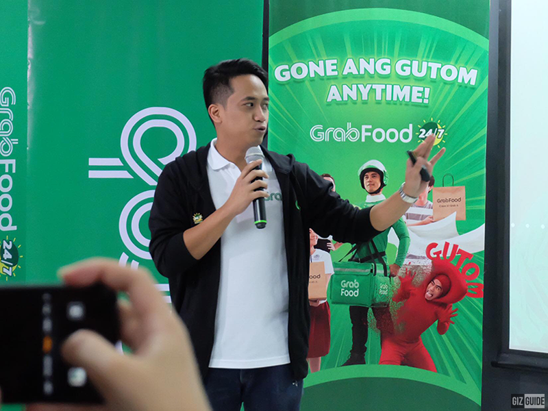 GrabFood can now solve hunger and cravings 24/7 in Metro Manila and Cebu