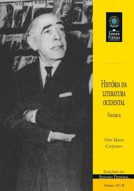 História da Literatura Ocidental vol 2