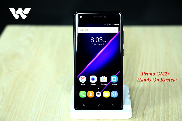 Primo GM2+ review