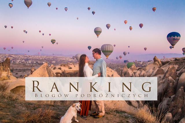 Ranking najbardziej popularnych blogów podróżniczych na Facebooku