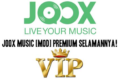 Joox Music v5.4 VIP Premium (Unlocked Mod Apk)