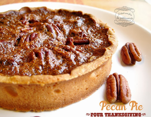 pecan pie de thanskgiving