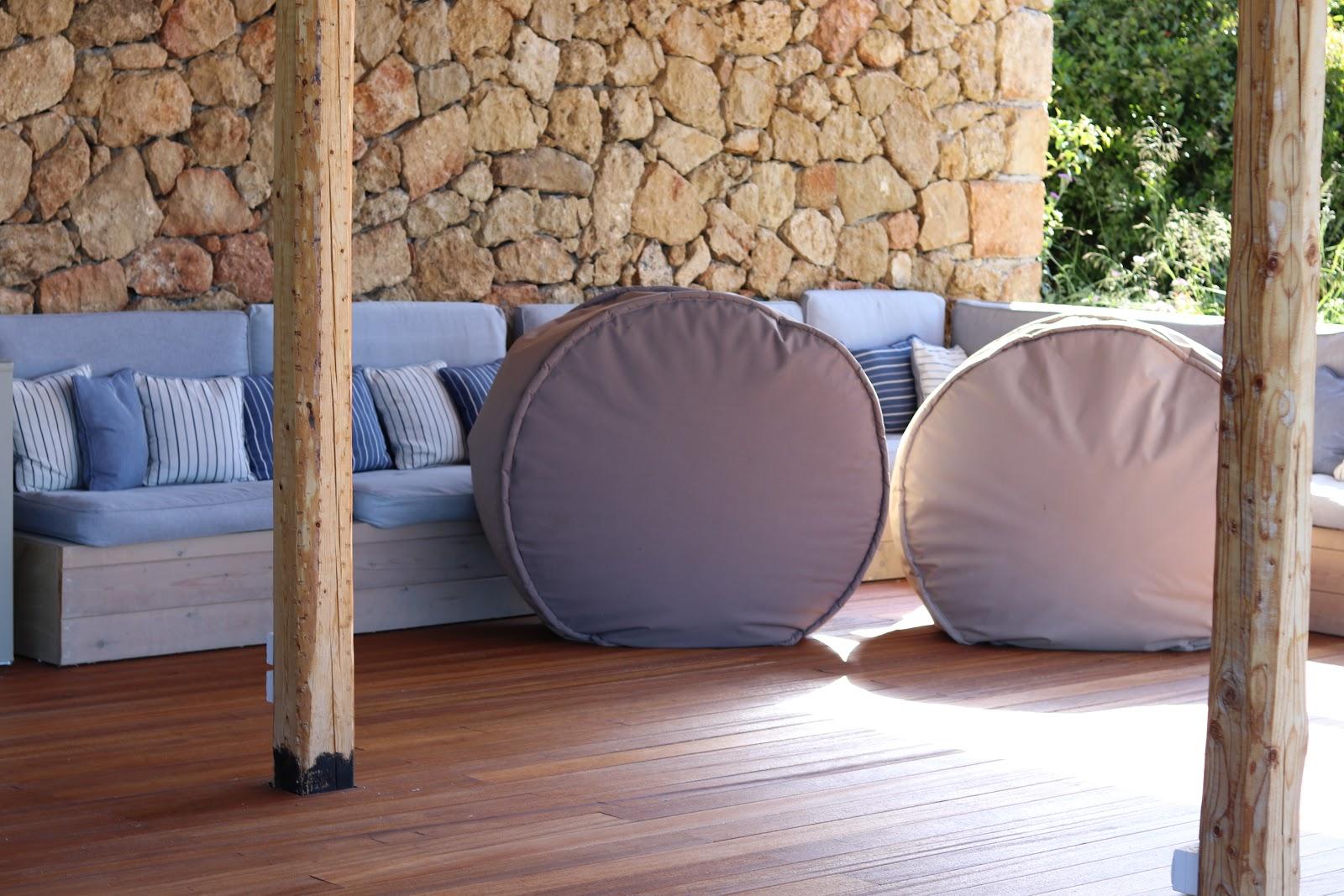 yoga deck, F Zeen Resort, Unique Villas, Kefalonia