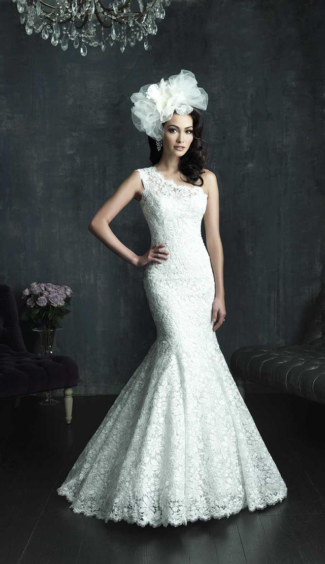 Allure Couture Fall 2013 Bridal Collection - Belle The Magazine